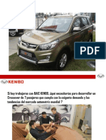 Presentacion Baic Kenbo k7