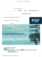 How to do a Duck Dive - Intermediate Surfing Tips.pdf