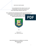 Rancangan Aktualisasi (2)