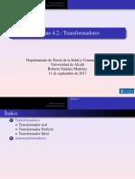 TRANSFORMADORES teoria de circuitos 1