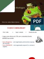 Aula 1 - Introdução à Biologia_Sistemática, Taxonomia e Classificação Dos Seres Vivos-1