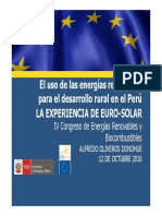 209alfredooliveros Laexperienciadeeuro Solar 101026141133 Phpapp01