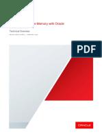 Twp Oracle Database in Memory 19c