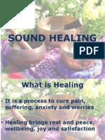 Sound Healing Presentation