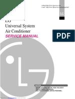 Manual de servicio LG