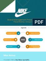 Nike ppt