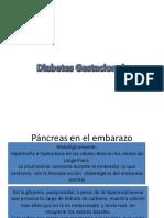 25. Fisiopatología de La Diabetes Gestacional [Autoguardado]12nn