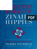 Selected Works of Zinaida Hippius