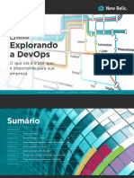 eBook - Explorando DevOps - Por New Relic