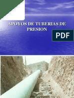 Apoyos de Tuberias de Presion