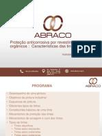 ABRACO - TINTAS