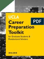 UCLA Career Preparation Toolkit