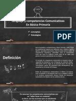 Lenguaje y Competencias Comunicativas Primaria [Autoguardado]