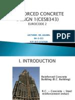 Reinforced Concrete Chapter 1 slides