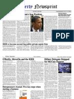 LibertyNewsprint 7-28-08 Edition