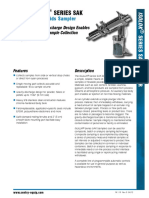 Automatic Sampler for Bulk Solids SAK 18.1.15