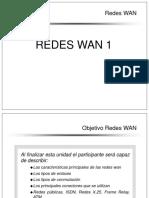 Información básica sobre las redes WAN