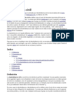 Wikipedia Desobediencia Civil