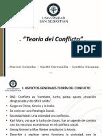 PPT - Teoria Del Conflicto