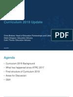 Curriculum2019_ATRC_University of Leicester_July 2018 Final