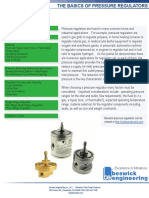 Basics of Pressure Regulators WhitePaper Final