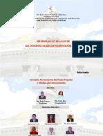 Presentación Ley de CLPP