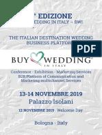 Presentazione BWI 2019