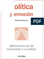 Política y emoción - Rafael Bisquerra.pdf
