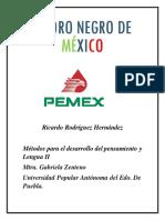 El Oro Negro de México