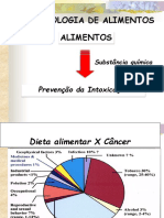 Toxicologia Dos Alimentos Farmacia Bioquimica Toxicologia Social