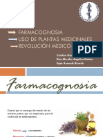 Farmacognosia, Plantas Medicinales y Revolucion Med
