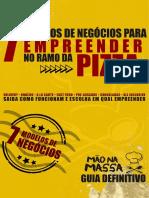 E-book Pizzas Mão Na Massa PDF