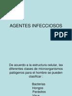 Agente Infecciosos