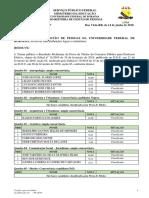 Edital 76-2019 - Resultado Preliminar Da Prova de Ttulos - Edital 11