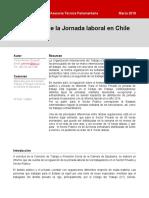 Regulación de La Jornada Laboral en Chile