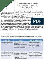 GUIA DE ESTUDIO NATURALES