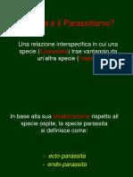 Parasitissmo