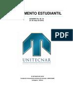 Reglamento Estudiantil UNITECTAR (2)