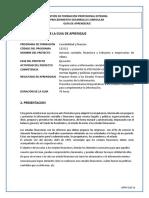 GUIA 14 Analizar Los Resultados Contables y Financieros