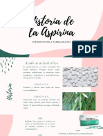 historia aspirina