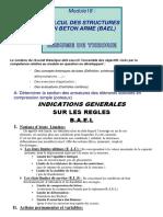 Calcul Des Structures en Béton Armé