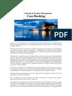 Caso Booking