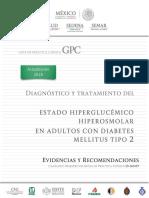 Actualizacion 2018 Dx y TX de Estado Hiperosmola Hiperglucemico
