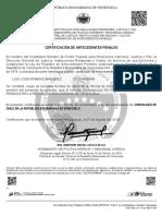 Apostilla Antecedentes Penales PDF
