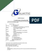 GPRS Protocol Equipo Galactic