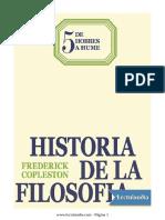 De Hobbes a Hume - Frederick Copleston