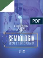 Semiologia Geral e Especializada Baddini