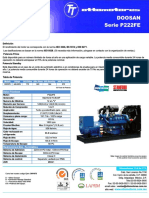 Generador 675kw
