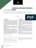 Laser Holmium