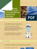 Estrategias de Reciclaje y Utilización de Desechos Sólidos